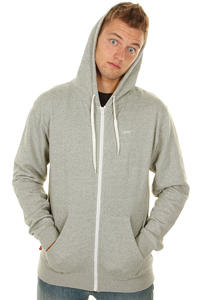 Vans Core Basics Zip-Hoodie (grey heather)