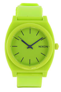 Nixon The Time Teller P Uhr (lime)