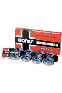 Bones Bearings Super Swiss 6 Kugellager (blue)
