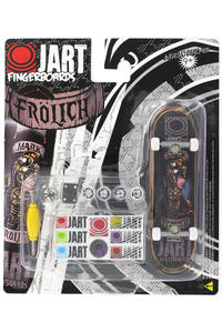 Jart Skateboards Guerreras Mark Frölich Fingerboard