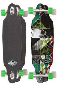 Sector 9 Carbon Decay - Platinum Series 37.7&quot; (96cm) Complete-Longboard