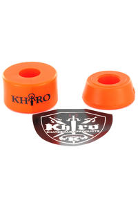 Khiro 79a Standard Barrel Lenkgummi (orange)