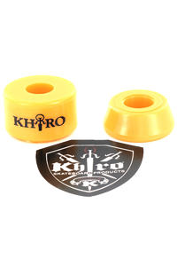 Khiro 92a Barrel Lenkgummi (yellow)