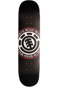 "Element Team Elemental Seal Black 7.875"" Deck"