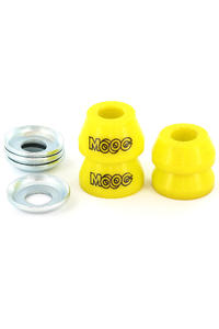 Crail 90a Moog Bushings 2er Pack inkl. Washer  (yellow)