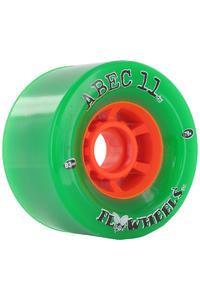 ABEC 11 Flywheels 83mm 78a Rollen 4er Pack  (green)