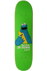 "Trap Skateboards Kids Best Taste 7.3125"" Deck (green)"