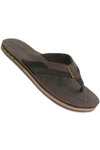 Quiksilver Hiatus Sandale (brown tan brown)