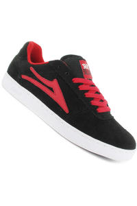 Lakai Manchester Cup SK8DLX Suede Shoe (black)