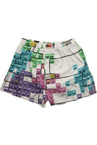 Lousy Livin Underwear Chemicx Boxershorts (white)