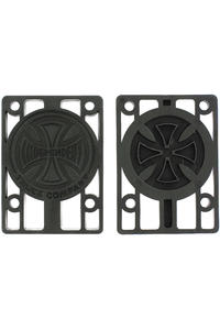 "Independent 1/4"" Riser Pad 2er Pack  (black)"
