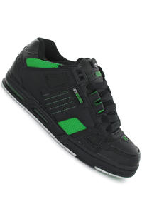 Globe Sabre Schuh (black moto green)