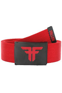 Fallen Trademark Nylon Belt (red)
