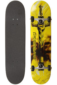 Darkstar Sword 7.7&quot; Complete-Board (yellow)