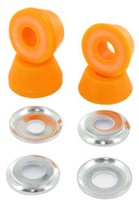 Independent 92A Standard Medium Lenkgummi 2er Pack inkl. Washer  (orange)