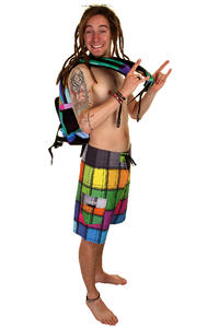 Hurley Phantom 60 Puerto Rico Road Boardshorts (multi)