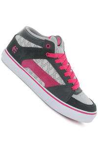 Etnies RVM Suede Schuh girls (dark grey pink)