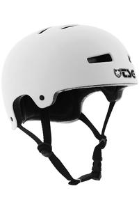 TSG Evolution-Solid-Colors Helmet (flat white)