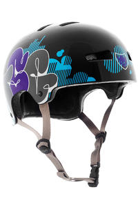 TSG Evolution Graphic Design Helm (bubblestyle)