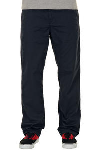 Carhartt Station Pant Durango Hose (navy rinsed)