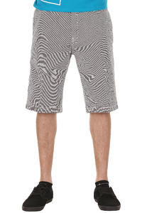 Carhartt Unit Bermuda Yazoo Shorts (black stone washed)