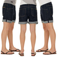 Carhartt Oversized Leisure Bermuda Weldon Shorts girls (blue rinsed)