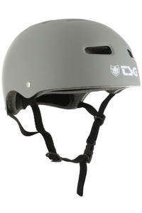 TSG Skate/BMX Solid Colors Helm (matt grey)