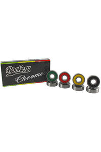 Rockers Chromes Kugellager (rasta)