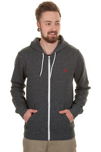 Element Nova V Zip-Hoodie (charcoal heather)
