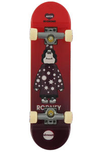 Almost Mullen In Crowd Fingerboard (red)