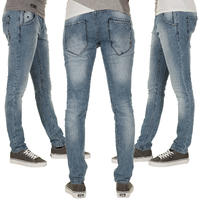 REELL Pearl Jeans girls (ice wash)