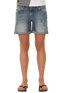 REELL Summer Shorts girls (marble light blue)