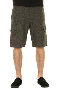 REELL Street Cargo Shorts (micro check grey)