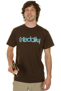 Iriedaily No Matter T-Shirt (chocolate)