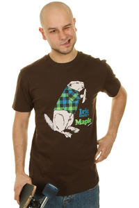Iriedaily Beaver T-Shirt (chocolate)