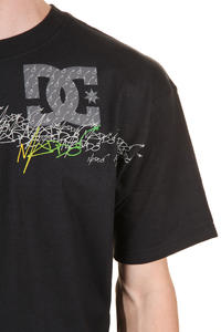 DC RM Signed Lines T-Shirt (black)