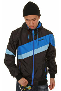 Iriedaily Honeycomb Jacke (black)