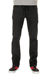 KR3W K Slim Twill Jeans (black)