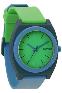 Nixon The Time Teller P Uhr (green blue navy)