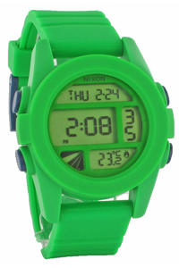 Nixon The Unit Uhr (green blue navy)