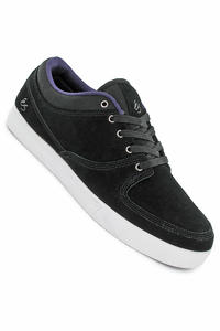 éS Garcia 3 La Brea Shoe (black purple)