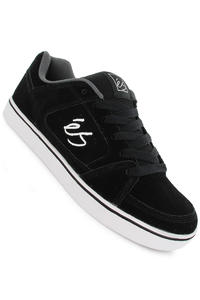 S Slant Shoe (black grey white)