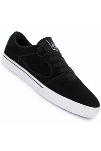 éS Square Two Shoe (black white)