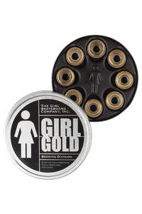 Girl Gold ABEC 7 Bearing (gold)