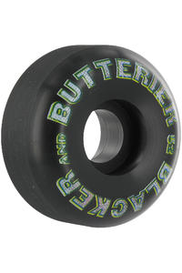 Girl Blackerer Lean 52mm Wheel 4er Pack  (black)