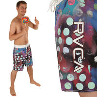 RVCA Polkagraphy Trunk Boardshorts (multi)