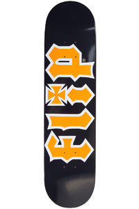 "Flip Team PP HKD Blue Yellow 7.75"" Deck"