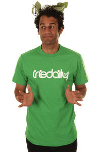 Iriedaily No Matter 4 T-Shirt (green melange)