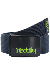Iriedaily Stainless Grtel (navy)