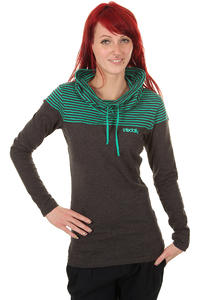Iriedaily Chillin Stripe Longsleeve girls (clinic green)